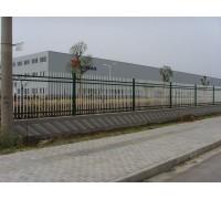 工业园区围墙护栏