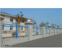 社区围墙护栏设施