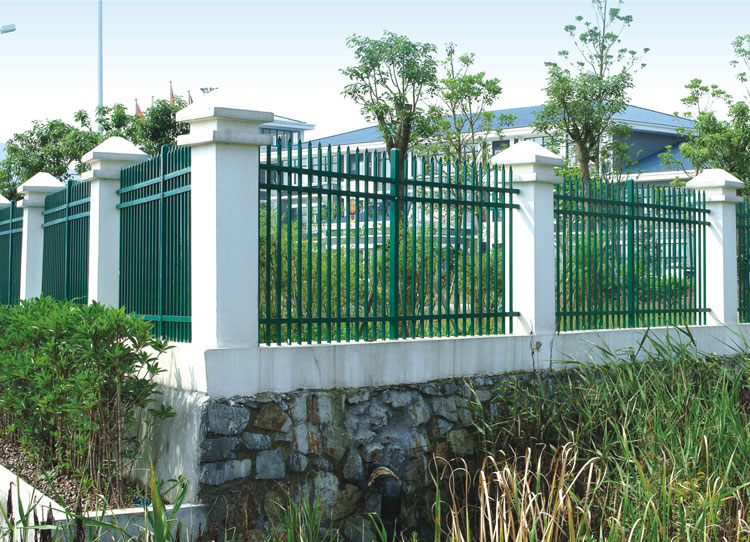 别墅区外围防盗护栏