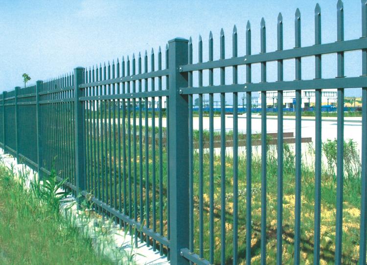 产业园区外墙护栏