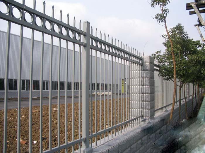 厂房围墙护栏