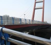 优质高速公路碳素钢防撞护栏