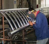 生产厂家直销 不锈钢碳素复合管/栏杆/贵州护栏