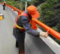 碳素钢防撞护栏/贵阳栏杆 贵州生产厂家 专业安装