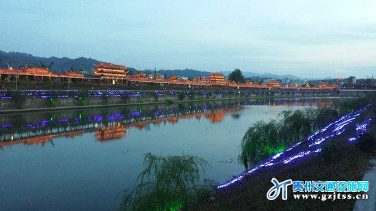 乌当区去年投入100万元帮助天柱县完善旅游设施