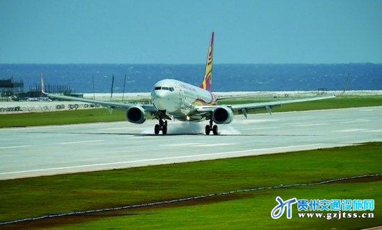 西南地区首个HUD特殊II类机场试飞成功