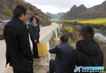 贵州护栏,贵阳护栏,贵州交通设施,六盘水市开展农村公路安全生产大检查